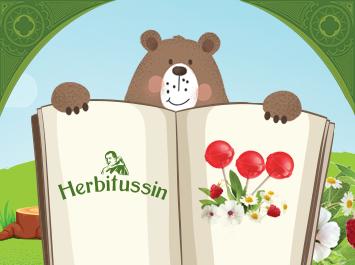 Полезните билки в Herbitussin Близалки