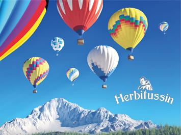 Високо-високо... за въздушните балони в Швейцария